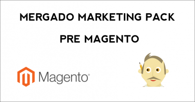 Predstavujeme modul Mergado marketing pack pre Magento